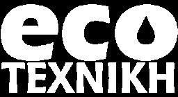 eco-τεχνική | logo_256x140px | white
